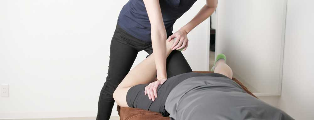 施術者の腰痛